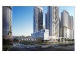 Jual Apartemen Vasanta Innopark Bekasi - 1 Bedroom Unfurnished