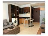 Jual Studio di Hoek, Furnished Good View - Apartemen Kemang Mansion Jakarta Selatan