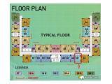 Jual Apartment - 1BR Madison Park