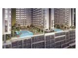 Jual Apartemen Hyde Residence Collins Boulevard Tangerang Selatan - Studio Semi Furnished