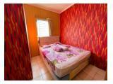 Dijual Termurah Apartemen Gading Mediterania Residence - 2 Kamar Furnished Lantai Tinggi SHM