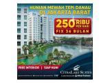 Jual Apartemen Citralake Suites di Jakarta Barat