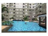 Apartemen Sudirman Park 2 BR SHM Furnish Bisa KPA MURAH