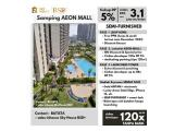 Apartment SKY HOUSE (cicilan 120x TANPA BANK) DP 5% di samping AEON MALL