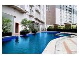 Jual Apartemen Easton Park BSD - Type Picasso (31.24 m2) / One Bedroom / Tower De Paris