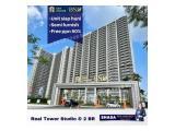 Hot Promo Cukup Bayar 15 Juta Langsung Huni - Apartemen Sky House BSD+ Tangerang (1 BR)