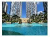 Dijual Taman Anggrek Residences Agung Sedayu Group Jakarta Barat - Studio, 1 BR, 2 BR, 3 BR, 2BR+1, 3BR+1 Semi Furnsihed / Fully Furnished
