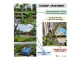 Apartment SKY HOUSE BSD samping mall DP 5% saja (kpa/cicilan developer)